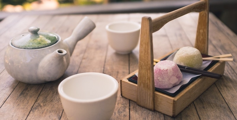 cérémonie du thé
