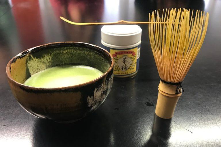 Atelier cérémonie du thé cérémonie du thé japonais