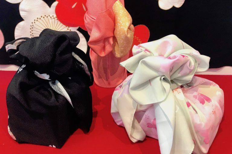 Atelier furoshiki atelier pliage japonais